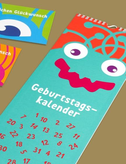 Kalender – Geburtstagskalender