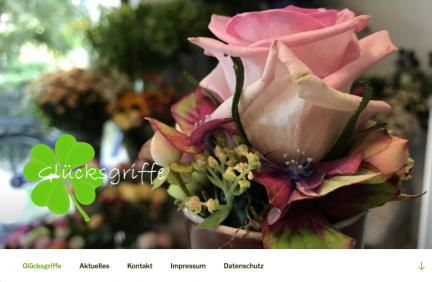 Glücksgriffe – Floristik, Deko und mehr …