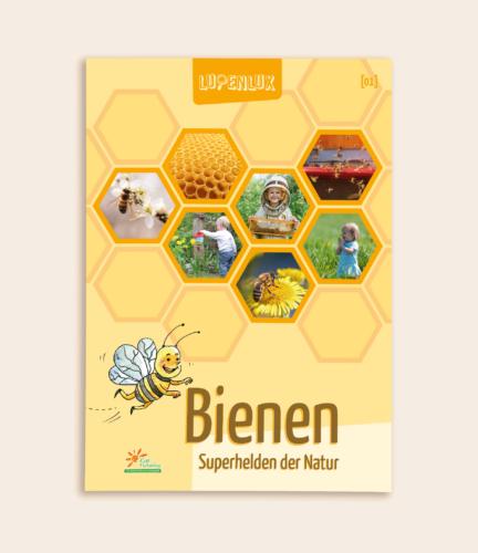 Bienen - Superhelden der Natur  – Kiga-Fachverlag